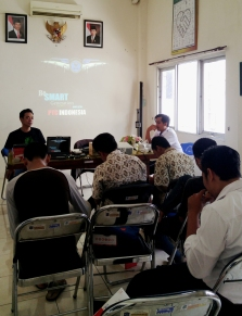 BNNP JATIM 2 pelatihan service handphone PTCINDONESIA 3